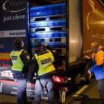 Hallan 39 cadáveres en la parte trasera de un camión en Essex (Inglaterra)