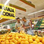 Mercadona agota las naranjas españolas y encarece las extranjeras