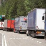 Una empresa de camiones a juicio, por no pagar 15.000 € de peajes en la A-4 Italia