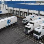 La compañía de transporte STEF anuncia la adquisición de DYAD