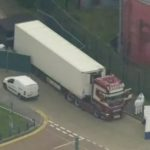 Arrestado un camionero irlandés por homicidio involuntario de 39 personas