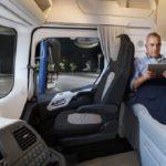 Llega a España el nuevo camión Ford F-MAX con una amplia cabina de 2,5 metros