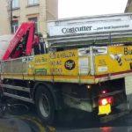 ¿De quién es la culpa, del ciclista o del camionero?
