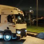 Acusan a un camionero de Sertrans, de intento de atraco a otro en un aparcamiento en París