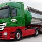 Se requieren camioneros transporte internacional cisternas 2.500 € netos