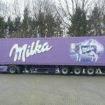 Un falso camionero, roba 20 tn de chocolate por valor de 50.000 euros, de una fábrica austriaca