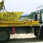 Trans Martel, necesita camioneros carné C  sueldo: 2.500,00€ /mes