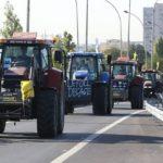 Cerca de 1.000 tractores  tomaran las autopistas en diferentes puntos de Francia