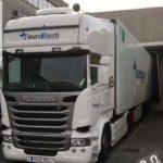 Me han robado el camion Scania 1545 KDL. Poligono de Cienpozuelos