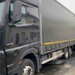 Multa de 20.000 € a un camionero que transportaba mercancías peligrosas sin ADR  y sin equipo obligatorio