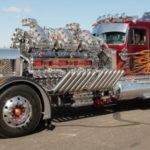 Thor24: el gigantesco camión de 3.424 CV se vendió por 12 millones de dólares