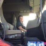 Mas de 300 camiones despiden a una camionera de 26 años fallecida en una colisión en los Países Bajos