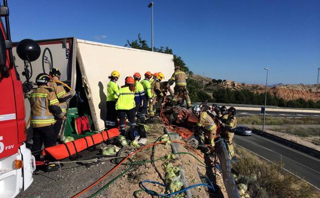camion volcado U30168007521tHH U906079825330jC 624x385@La Verdad LaVerdad