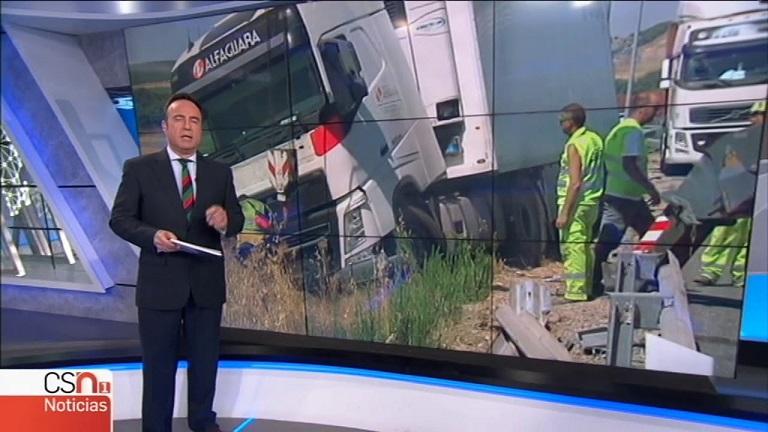 111 camioneros muertos en 2018. Profesión de alto riesgo que NO está bien pagada