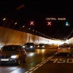 Detenida una conductora que mató a un motorista, al dar la vuelta en prohibido en la entrada a un túnel de Barcelona