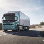 COMUNICADO: Volvo Trucks presenta camiones conceptuales eléctricos de gran tonelaje