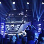 Iveco & Nikola, presentan en Europa el camión 100%  electrico Nikola Tre