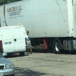 Dos detenidos por robar palés a un camionero a punta de navaja