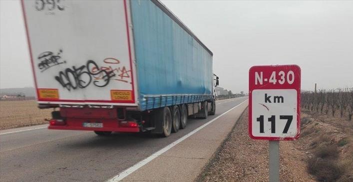 No hay Guardia Civil en 100 km a la redonda para auxiliar a un camionero enfermo, pero si para multar