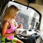 En Francia hay 11 mil mujeres en el camión