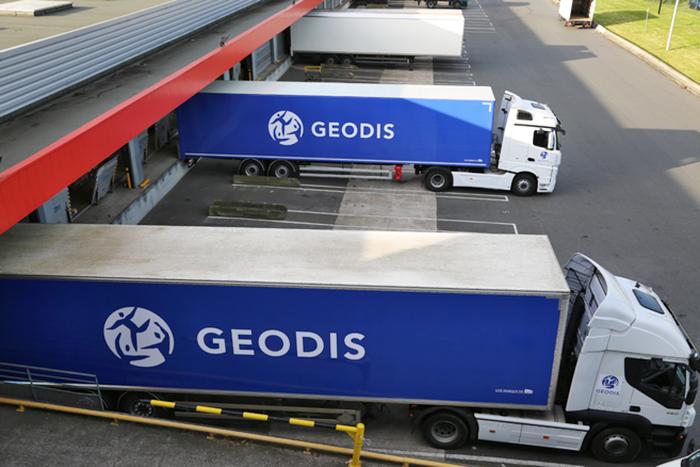 Una empresa acusa al gobierno francés y Geodis, de competencia desleal con trabajadores desplazados a 250 €/mes