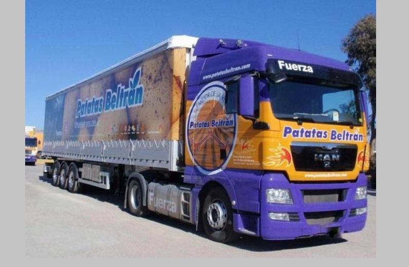 ¡¡Alerta!! Desaparecido el conductor con el camión, la empresa cree que le a podido ocurrir algo al chófer