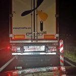 La policía Eslovena denuncia 18 camiones; acusa a los españoles de viajar por carreteras prohibidas