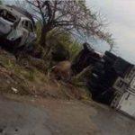 Matan a un camionero para robarle la carga, sin embargo antes de fallecer, logró matar a los asaltantes