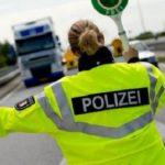 Detenido ebrio dando bandazos el conductor de un camión con 16 toneladas explosivos en la A-24 Alemania