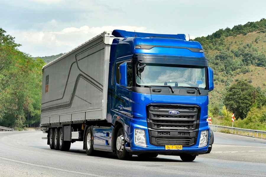 Ford Trucks F MAX 2019