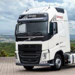 Girteka recibirá en enero parte de las 1.800 tractoras Volvo FH compradas recientemente