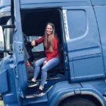 Una camionera en los Países Nórdicos: La descarga siempre la realizan los empleados de la empresa que ordenó la mercancía