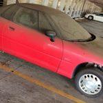 Encuentran uno de los coches más raros de la historia: el primer eléctrico en serie, abandonado en un parking de Atlanta