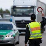 La policía alemana bloquea tres camiones checos sin frenos, defectos en luces, escape, neumáticos, tacógrafo, estabilizadores y carga mal asegurada