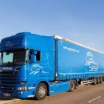 Tráfico está concediendo unos 300 permisos mensuales a duotrailers y megacamiones en Aragón