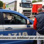 Denunciado un camionero de 60 años con debilidad por el chocolate: robó reiteradamente en las áreas de servicio de la A14 Italia