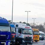 Prohíben el acceso a camiones de 21 a 6 h, en un área de descanso de la A1 Francia, por inseguridad