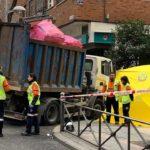 Un joven motorista de 22 años, fallece tras chocar contra un camión en Madrid