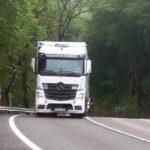 Denuncian en Navarra a dos camioneros por conducir bajo la influencia de las drogas y alcohol