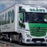 Olano Groupe busca urgente chóferes de camión de 2,800 a 3,200 € + incentivos en Francia