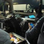 Encontrado un camionero fallecido en el camión, el primer día del año en Roma