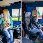 La conductora femenina más popular en Bielorrusia, es Yelena Budayne y tiene 12 años de experiencia