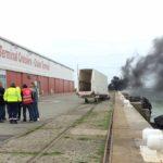 CGT llama a bloquear los 7 puertos mas importantes de Francia como protesta por la reforma de las pensiones