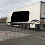 La Policía inglesa confisca dos camiones matriculados en España y Portugal, con deudas de 26 mil euros