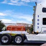 Dan último adiós a un camionero que no pudieron asaltar y lo mataron en Cortázar