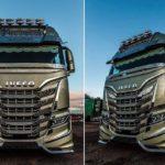 «Gladiador» El impresionante camión Iveco montado porAcitoinox