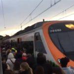 Un maquinista de Renfe hace bajar a todos los viajeros del tren tras cumplir su jornada