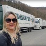 Más de 2.000 camioneros brasileños son contratados por empresas de Portugal