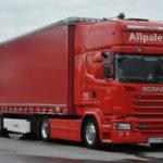 Allpaletty Austria, necesita urgente camioneros a 3.500 , 3.600  euros rutas nacionales e internacionales