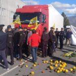 Agricultores y ganaderos anuncian el bloqueo del puerto de Algeciras el 22 de enero